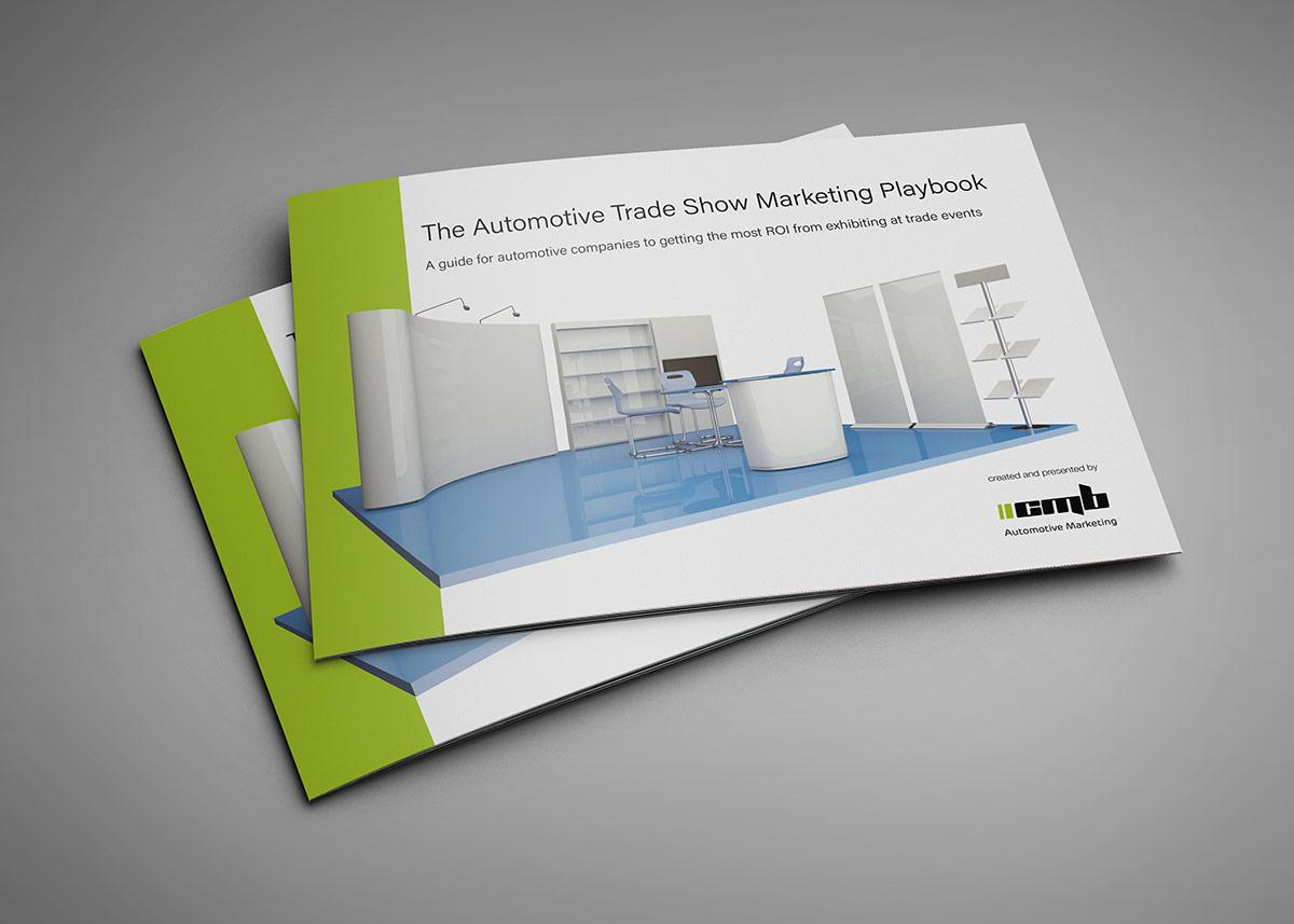Automotive trade show marketing playbook