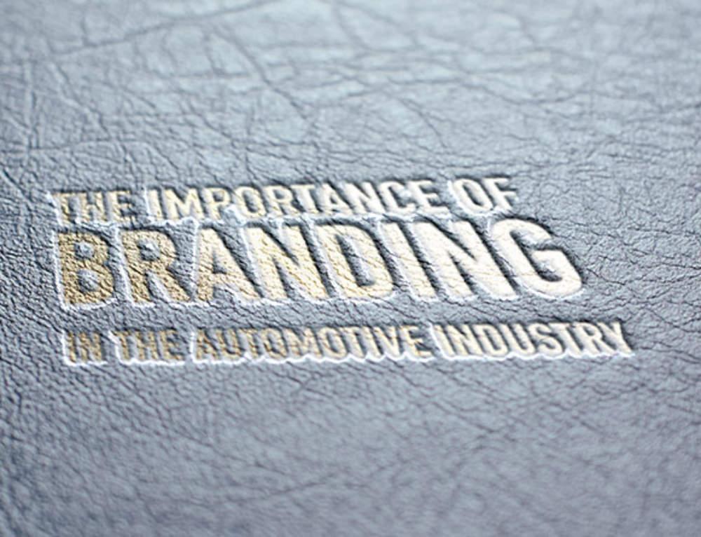 Automotive Brand Development
