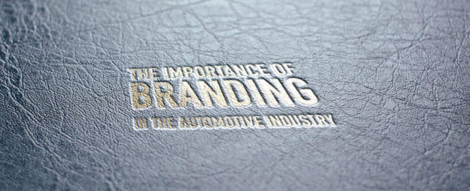 Automotive Brand Development
