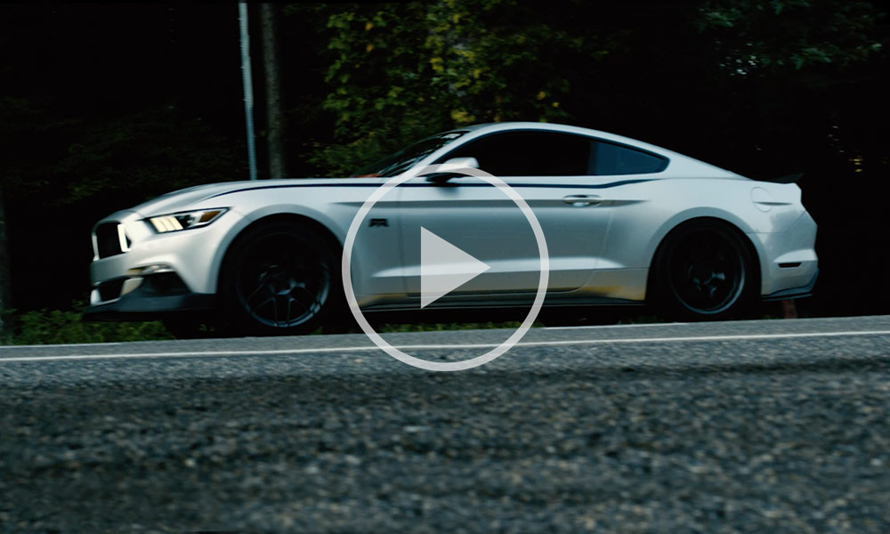 Mustang RTR marketing video