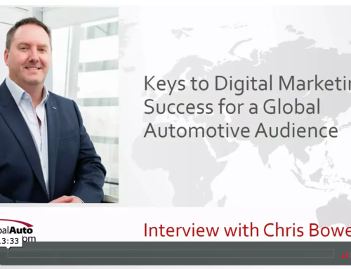 Keys to Digital Marketing Success for a Global Automotive Audience